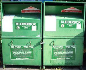 Altkleider Abfallarten Kreis Steinburg