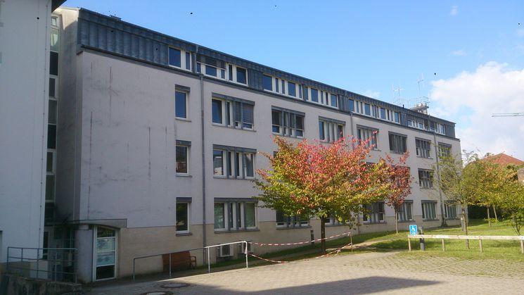 Ostfassade Hofanbau - Blick Richtung Norden