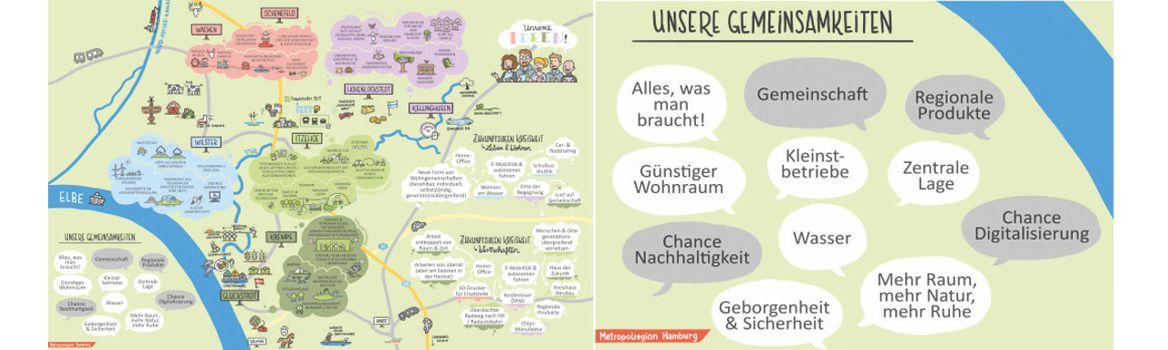 """Abschlusskarte """"Steinburg 2030"""""""