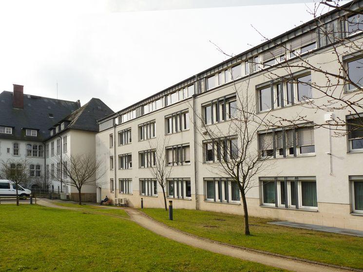 Ostfassade Hofanbau - Blick Richtung Süden