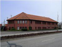 Außenansicht der Verkehrsaufsicht im Kreis Steinburg